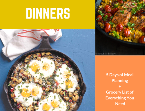 One-Pot Dinners Meal Plan