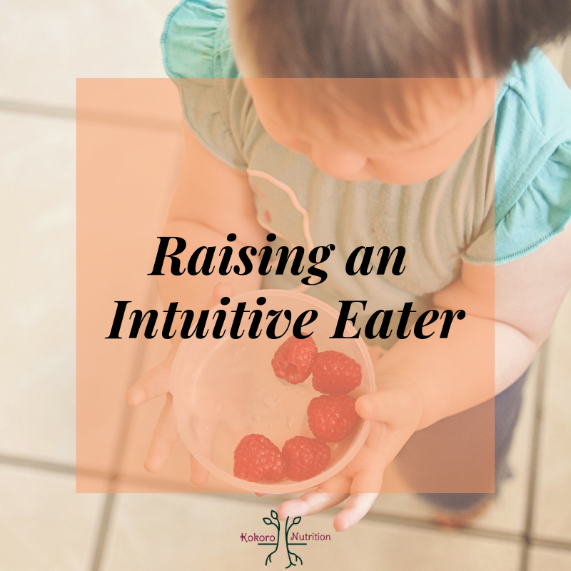 raising an intuitive eater