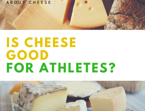 Is cheese good for athletes?