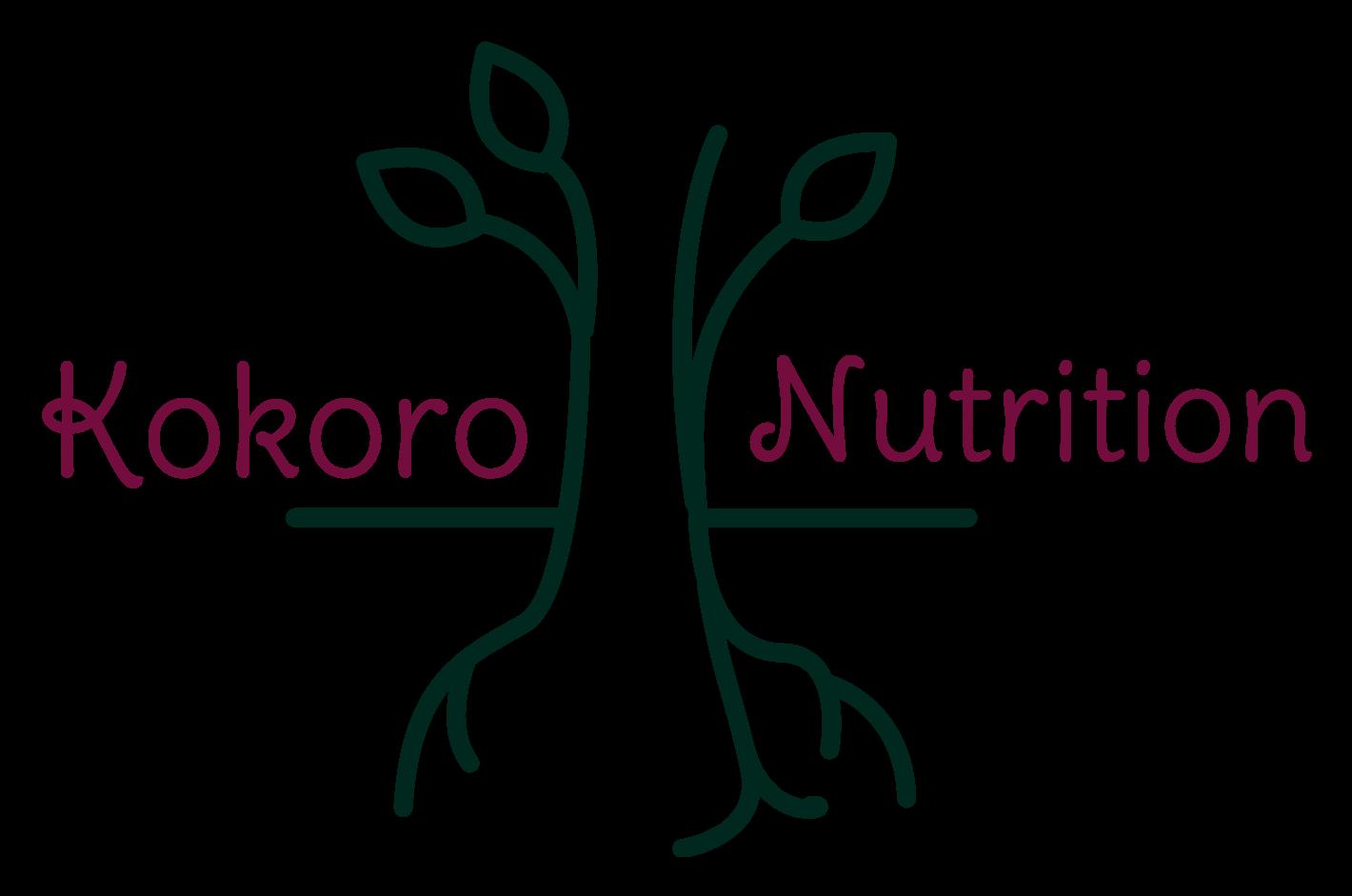 Kokoro Nutrition Logo