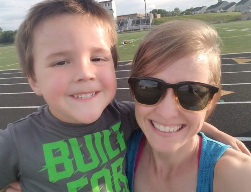 A Letter to my Son About Weight